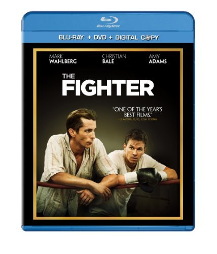 Fighter Wahlberg Bale Adams Blu Ray Ws R