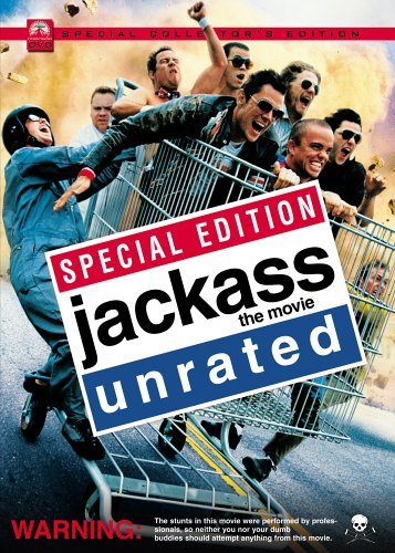 Jackass The Movie Knoxville Acuna Pontius Nr Unrated Coll