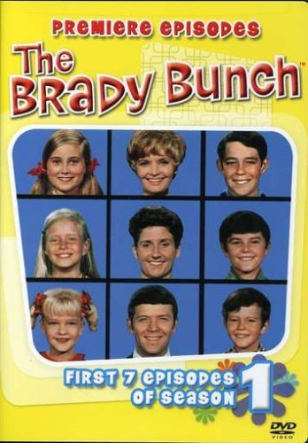 The Brady Bunch Season 1 Disc 1 DVD Nr