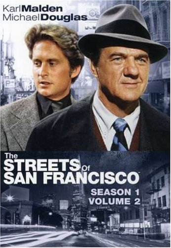 Streets Of San Francisco Season 1 Vol. 2 Nr 4 DVD