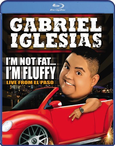 Gabriel Iglesias I'm Not Fat I'm Fluffy Blu Ray Ws Nr
