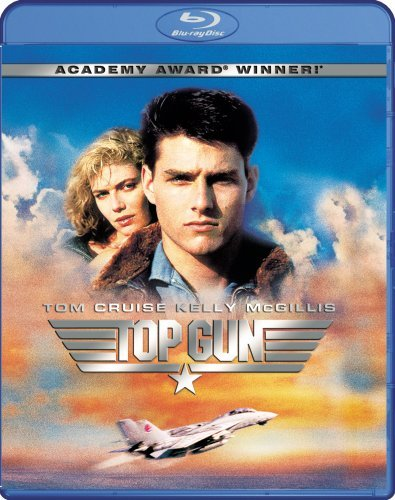 Top Gun Cruise Mcgillis Ws Blu Ray Pg