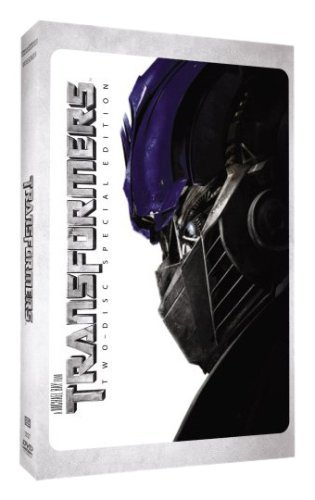 Transformers (2007) Labeouf Fox Turturro Voight DVD Special Edition Pg13 Ws
