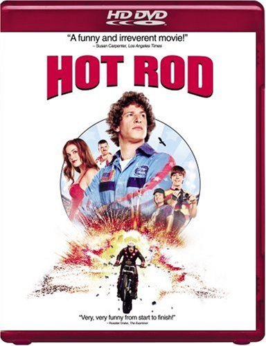 Hot Rod Arnett Shamberg Hader Ws Hd DVD Pg13