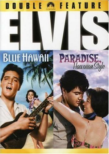 Blue Hawaii Paradise Hawaiian Presley Elvis Ws Nr 2 DVD