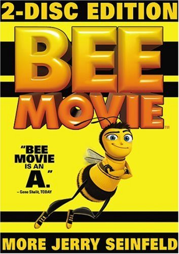 Bee Movie Bee Movie Jerry's Special Ed. Pg 2 DVD