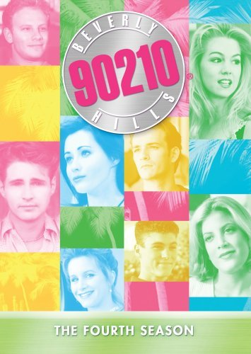 Beverly Hills 90210 Season 4 DVD