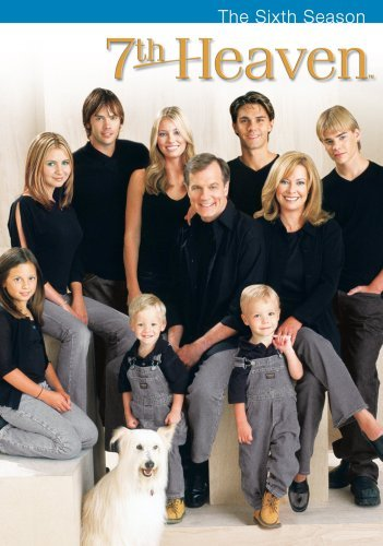 7th Heaven Season 6 DVD Nr