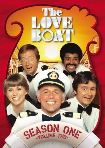 Love Boat Season 1 Volume 2 DVD Love Boat Vol. 2 Season 1