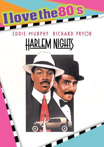 Harlem Nights Murphy Pryor Foxx Ws I Love The 80's Ed. R