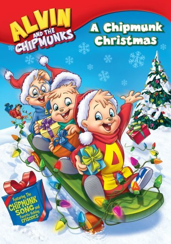 Alvin & The Chipmunk Chipmunk Christmas Nr