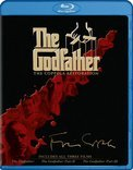 Godfather Collection Blu Ray R