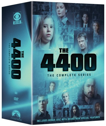 4400 Complete Series DVD 15 Disc