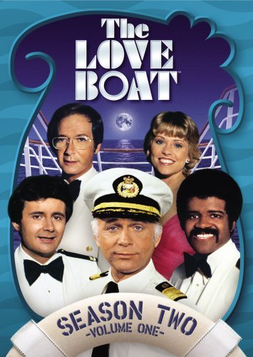 Love Boat Season 2 Volume 1 DVD Love Boat Vol. 1 Season 2