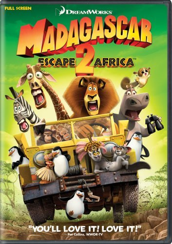 Madagascar Escape 2 Africa Madagascar Escape 2 Africa DVD Pg