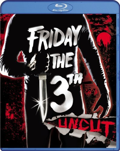 Friday The 13th Uncut Bacon Palmer King Crosby Blu Ray Ws Nr