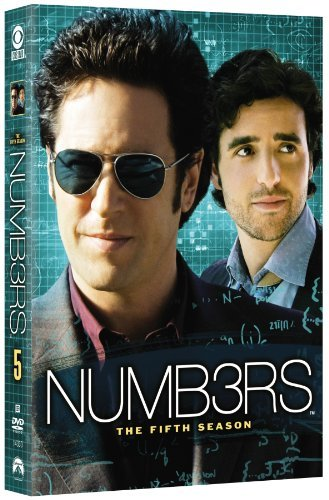 Numbers Season 5 DVD Numbers Season 5