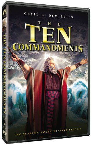 Ten Commandments Heston Brynner De Carlo Ws G 2 DVD