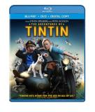 Adventures Of Tintin Adventures Of Tintin Blu Ray DVD Dc Pg