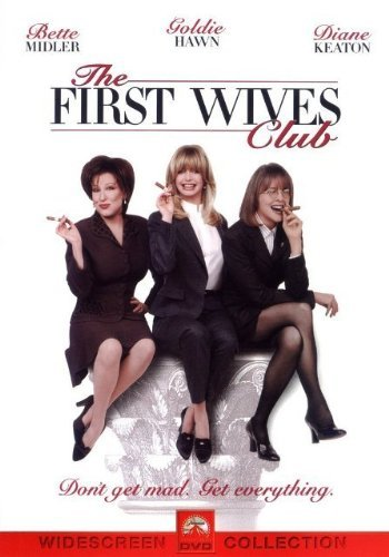 First Wives Club Midler Keaton Hawn