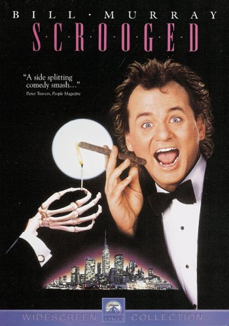 Scrooged Murray Allen Forsythe Clr Cc 5.1 Ws Keeper Pg13