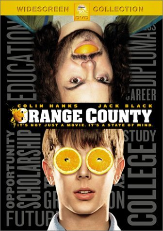 Orange County Hanks Black Fisk Tomlin O'hara DVD Pg13