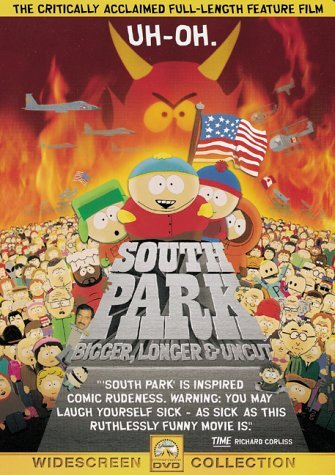 Bigger Longer & Uncut South Park Clr Cc 5.1 Ws Keeper R