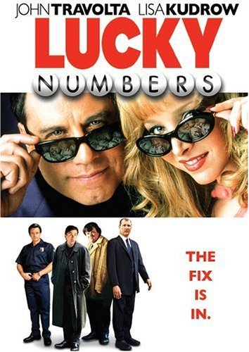 Lucky Numbers Travolta Kudrow DVD R