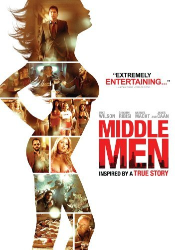 Middle Men Wilson Ribisi Caan Ws R