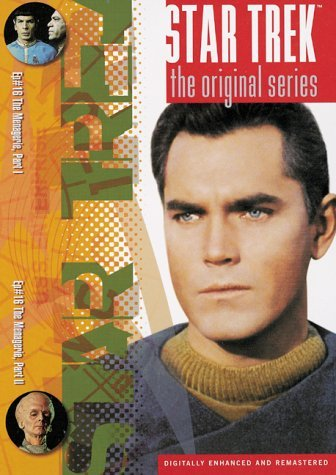 Star Trek Original Series Vol. 8 Epi. 16 Part 1 & 2 Clr Cc 5.1 Nr