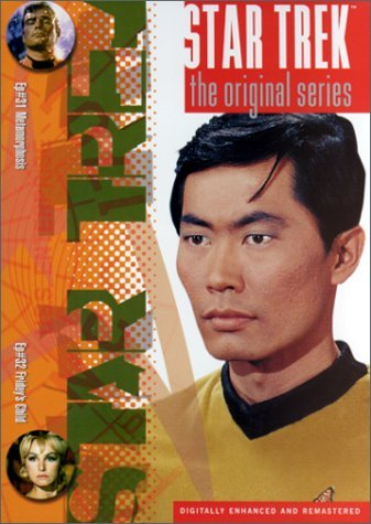 Star Trek Original Series Vol. 16 Epi. 31 & 32 Clr Cc 5.1 Nr