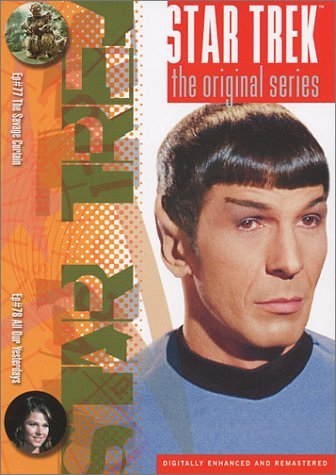 Star Trek Original Series Vol. 39 Epi. 77 & 78 Clr Cc 5.1 Nr