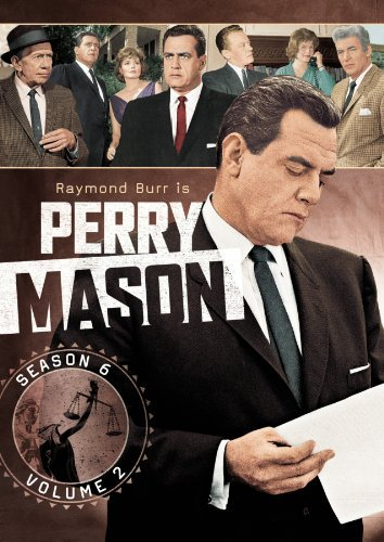 Perry Mason Vol. 2 Season 6 Season 6 Volume 2
