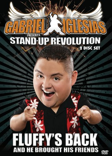 Gabriel Presents Iglesias Stand Up Revolution Ws Nr 2 DVD