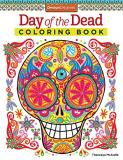 Thaneeya Mcardle Day Of The Dead Coloring Book