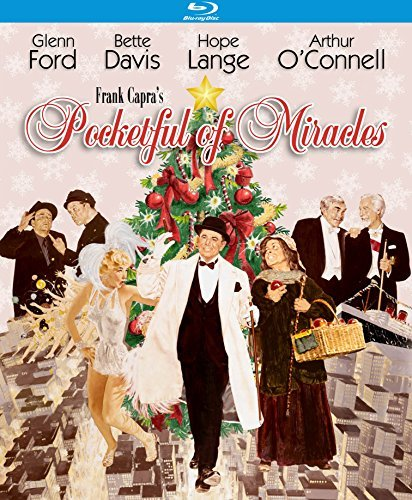 Pocketful Of Miracles Ford Davis Lange O'connel Blu Ray Nr