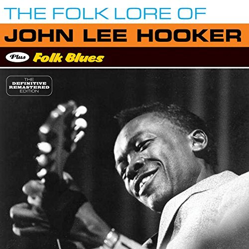 John Lee Hooker Folk Lore Of + Folk Blues Import Esp