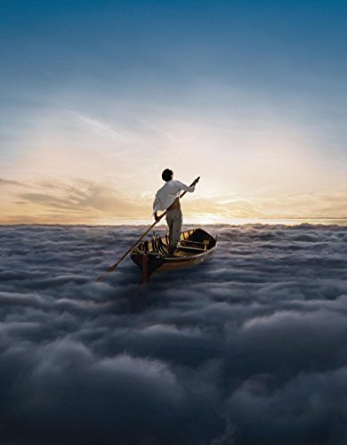 Pink Floyd Endless River Deluxe Cd\ Blu Ray Casebook Edition