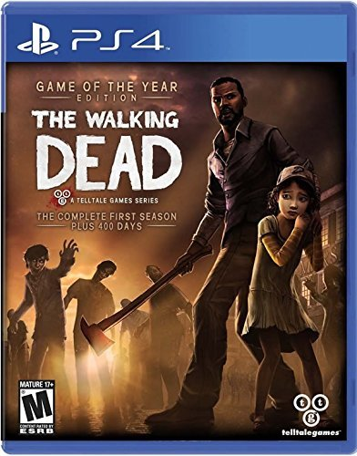 Ps4 Walking Dead Game Of The Year