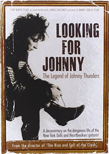 Johnny Thunders Looking For Johnny Legend Of
