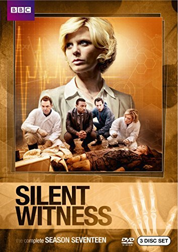 Silent Witness Season 17 DVD