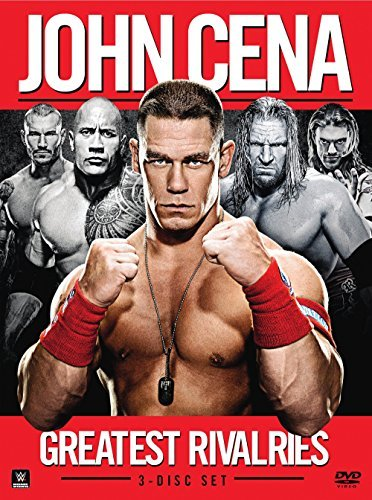Wwe John Cena's Greatest Rivalries DVD