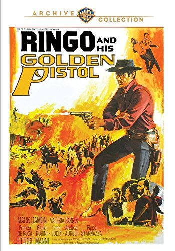 Ringo & His Golden Pistol Ringo & His Golden Pistol DVD Mod This Item Is Made On Demand Could Take 2 3 Weeks For Delivery