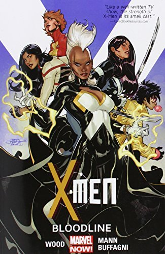 Brian Wood X Men Bloodline