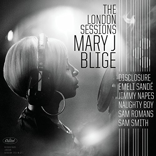 Mary J. Blige London Sessions Lp