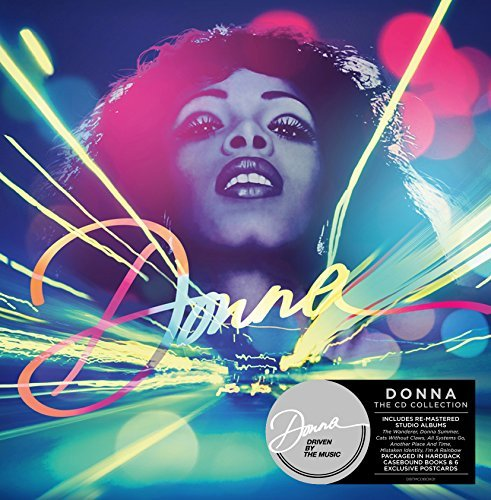 Donna Summer Donna The CD Collection Import Gbr 10 CD