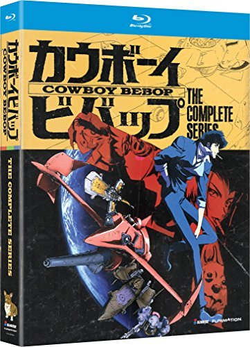 Cowboy Bebop The Complete Series Blu Ray