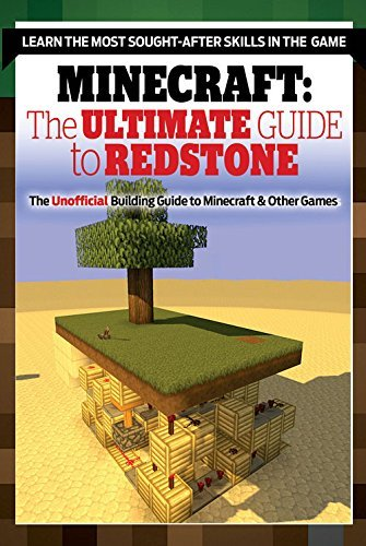 Triumph Books The Ultimate Guide To Mastering Circuit Power! Minecraft(r)(tm) Redstone And The Keys To Superch