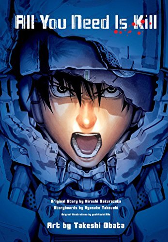 Takeshi Obata All You Need Is Kill