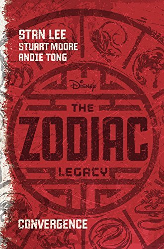 Stan Lee The Zodiac Legacy Convergence
